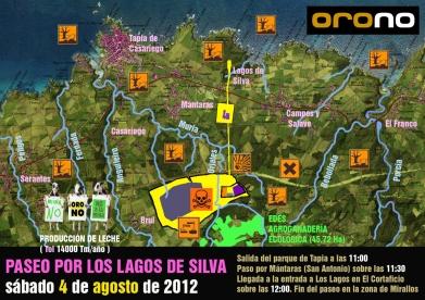 Paseo Lagos de Silva, 4 de agosto