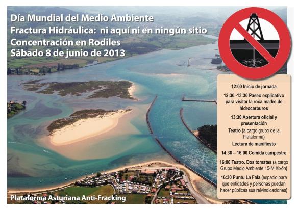 Cartel Dia Medio Ambiente 2013