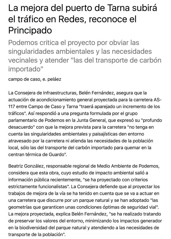 la-mejora-del-puerto-de-tarna-subira-el-trafico-en-redes-reconoce-el-principado-la-nueva-espana